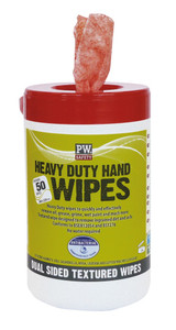 Portwest Workwear H/D Hand Wipes (Pk50)
