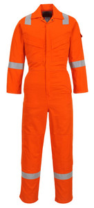 Portwest Workwear Mens Lightweight AS Coverall
