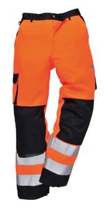 7515f704566 Portwest Workwear Mens Roubaix Hi-Vis Trousers