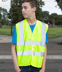 RTY Kids High Visibility Vest