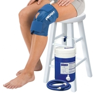 Knee Cryo Cuff w/ Gravity Cooler by Aircast