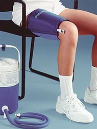 Thigh Cryo Cuff w/ Gravity Cooler by Aircast