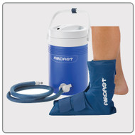 Ankle Cryo Cuff w/ IC Cooler by Aircast