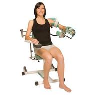 Kinetec Centura Elbow Module (CEM) on patient