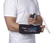 ThermoActive Hot or Cold Therapy Wrist Support by Polygel