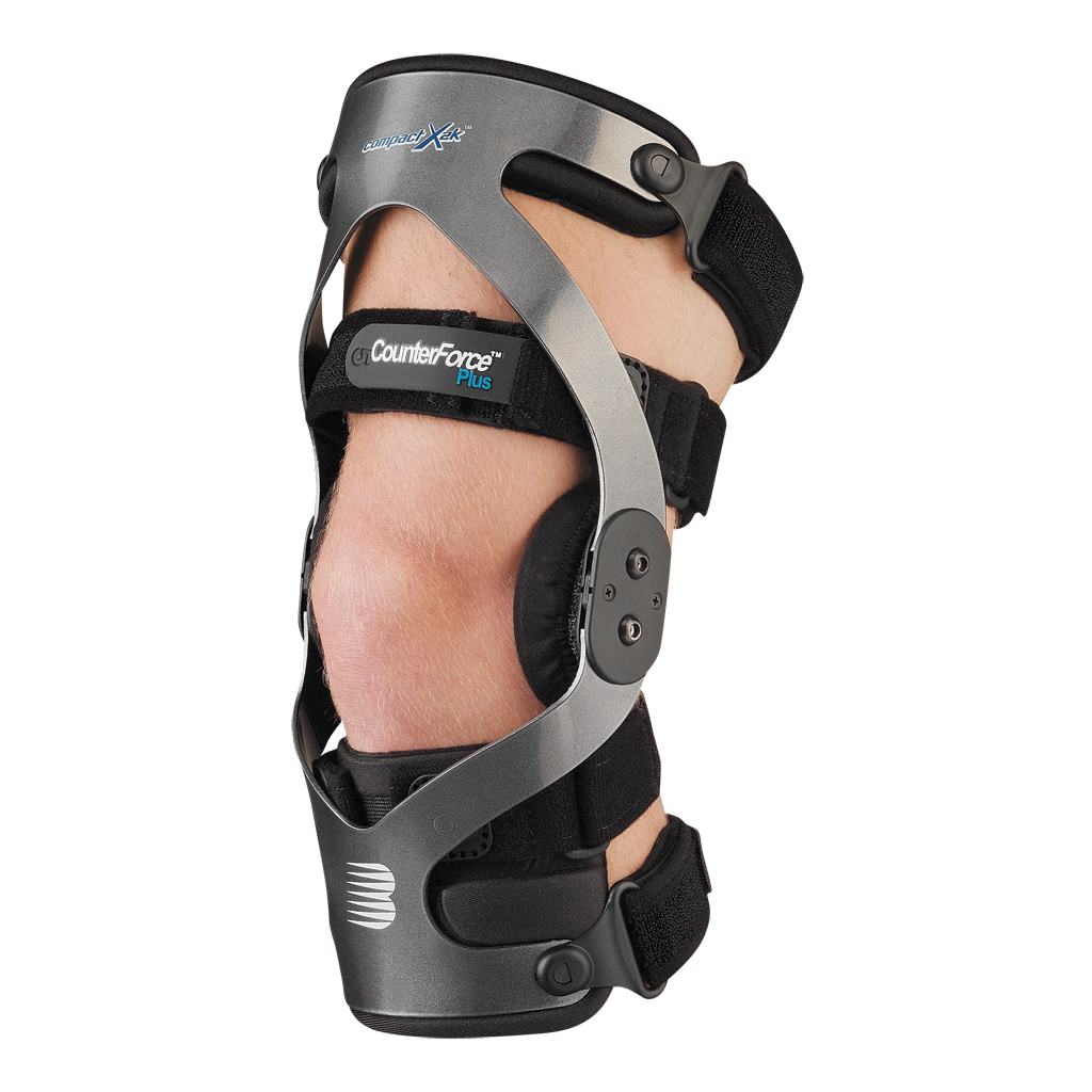de2117c8af Breg Compact Counterforce Knee Brace - Browse Our Best Knee Sleeves ...