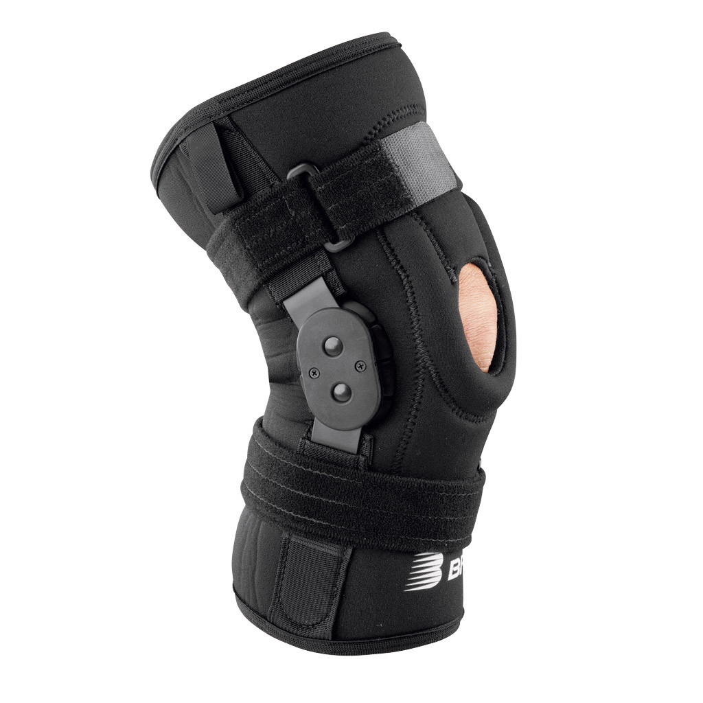 31c3262f4a Breg ShortRunner Knee Brace - Shop Our Best Running Knee Sleeves ...