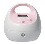 The Spectra S2 Plus soft pink electric breast pump is designed to bring confidence and comfort to every moment of the breastfeeding journey.
