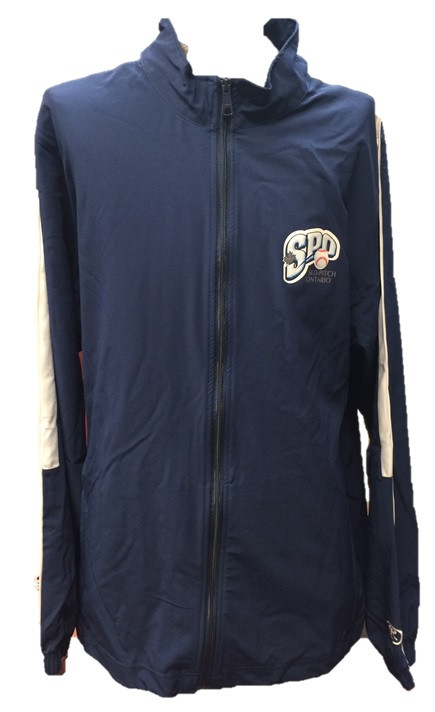 All Climate Jacket - Navy