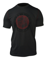 Rawlings Retro Charcoal T-Shirt