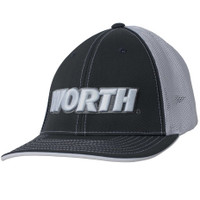 Worth Hat -Black/White - Kit
