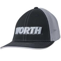 Worth Hat -Black/White - Kit