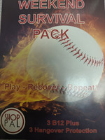 Weekend Survival Pack - Topical Patches