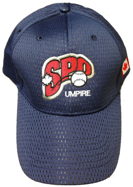 Umpire Hat - Front