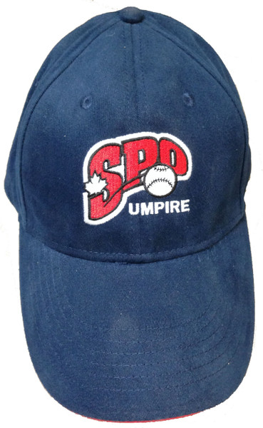 Ump Hat - Old Style Front