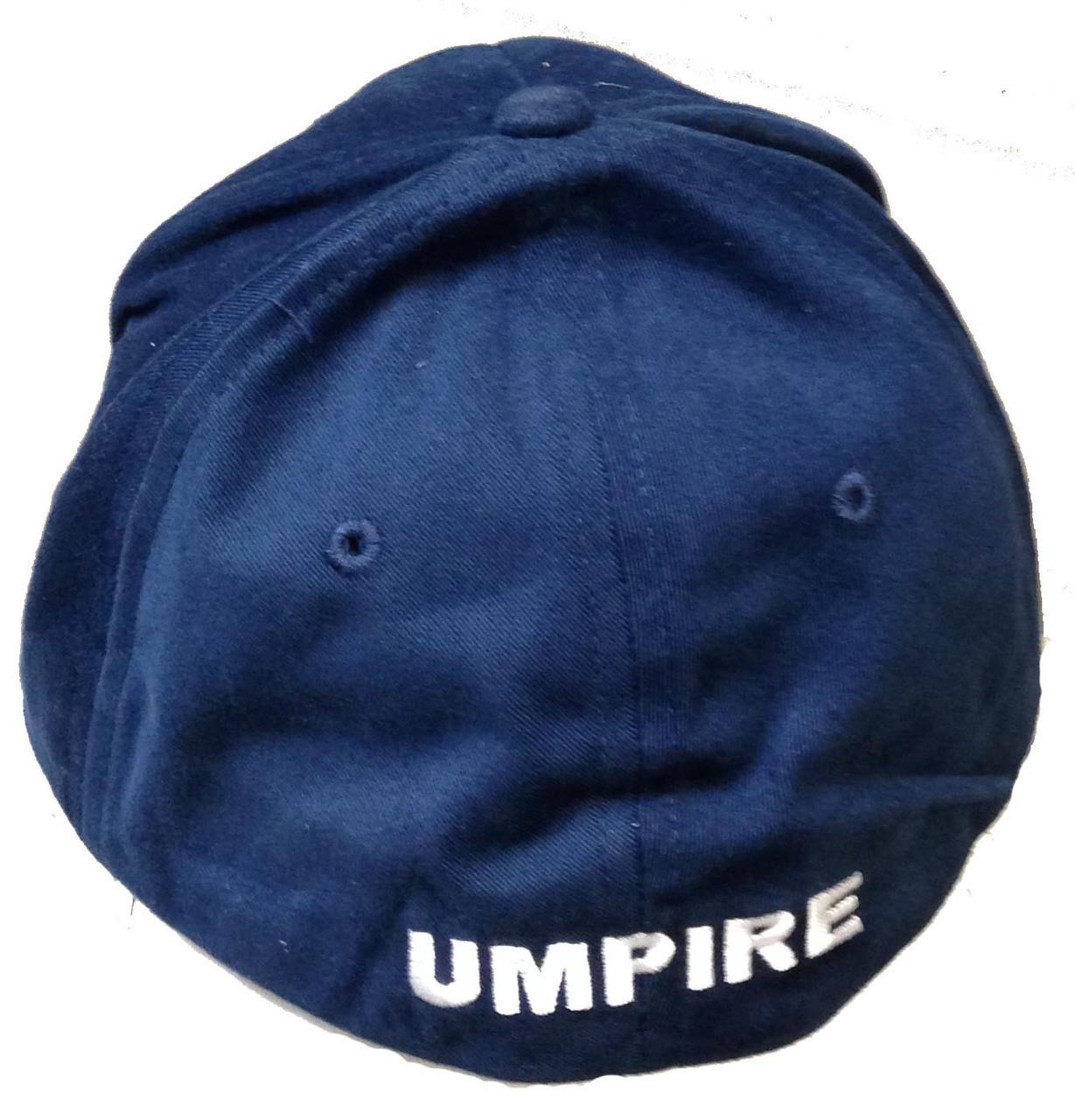 Ump Hat - Old Style Back