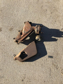 Exhaust Manifold Buick V6