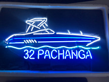 32 Pachanga Neon   Blue style