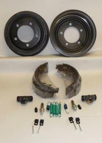 """Drum brake kit 10"""" front Wagner kit"""