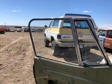 jeepster commando jeep commando chrome window