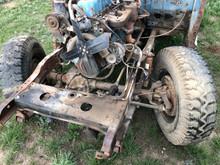 jeep commando inline 6 power steering