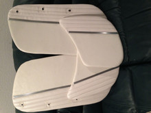 door panel complete set jeepster commando