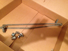 assembly for jeepster or commando wiper linkage