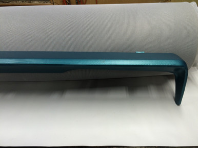 Turquoise Dash Pad recovered