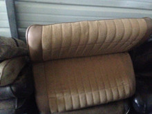jeepster commando rear seat