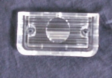 Lens Reverse  Clear Tail Light single