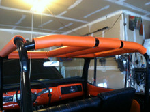 sport bar cover padding roll bar padding covers cost  per foot