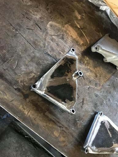 buick power steering bracket 350 225 231