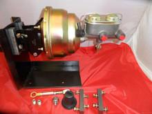 Power brake booster kit Jeep Commando