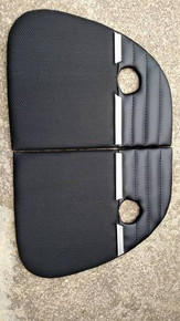 door panel complete set convertible jeepster commando ( save with set)