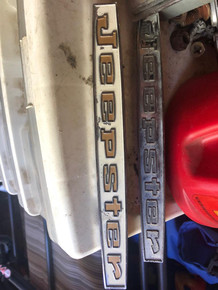 jeepster emblem used