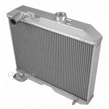 1941-1952 Jeep Willys Aluminum Radiator 3 core