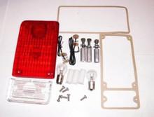Tail Light repair kit, Deluxe