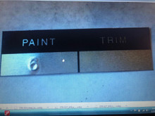 Paint and Trim code tag