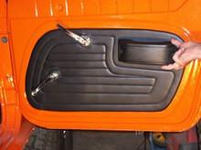 72 73 commando door panel