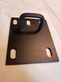 seat bracket (floor mounted) Jeepster commando
