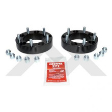 These will fit all Jeepsters and Commandos. They are used when running disc brakes in the front and using a stock Jeep 15″ wheel.  2 included. Recommended to use locktite 271.  Items color may vary and they can be painted