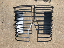 F250 F350 tail light guards squard  goes with Ranch Hand Bumpers
