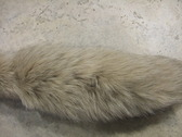 Dyed Stone Fox tail xlarge