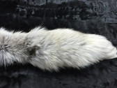 Natural Fawn Light Fox tail
