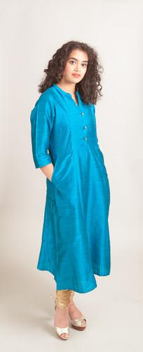 Blue Kurti (tunic),