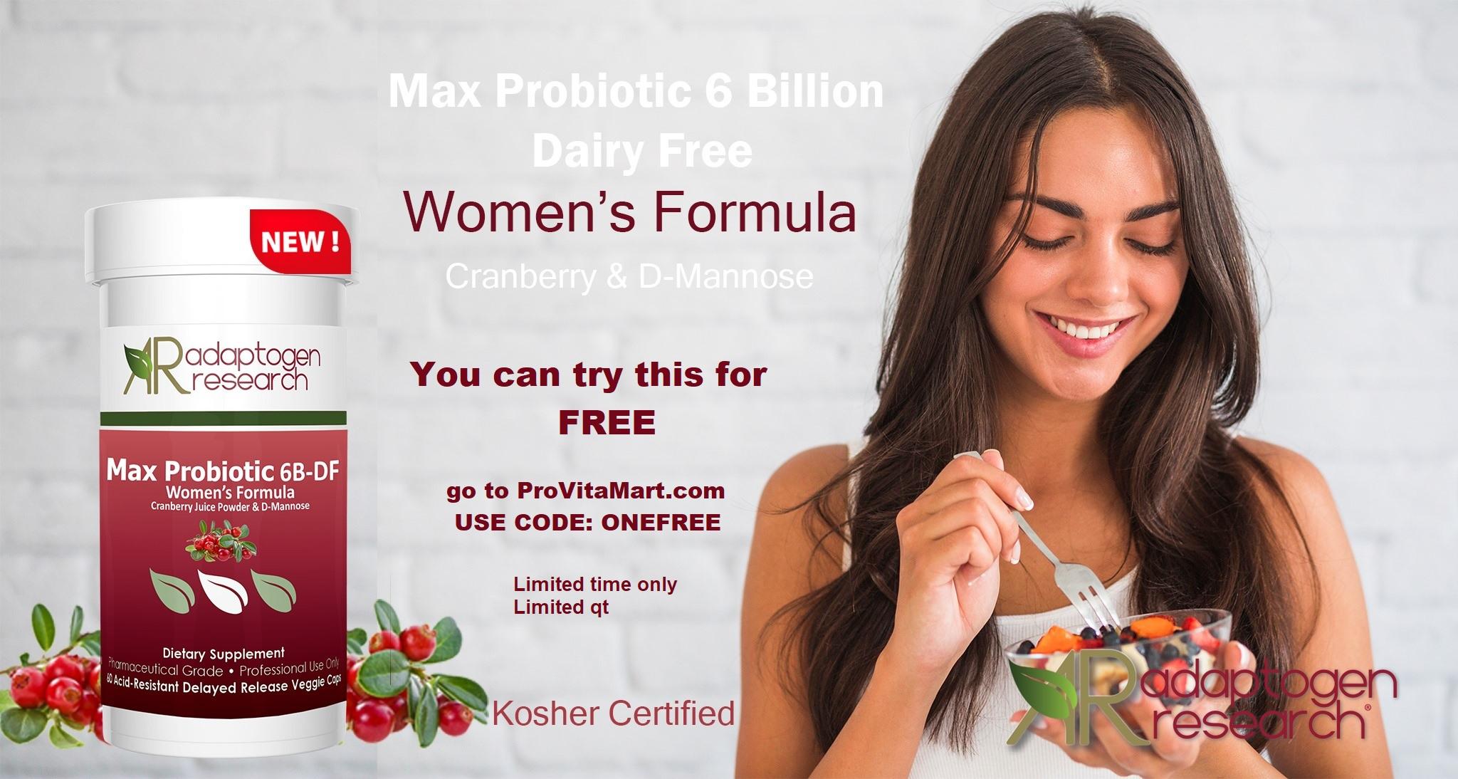 THER-BIOTIC® WOMEN'S FORMULA