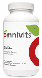 Omnivits DIM 3 +  Supports Healthy Estrogen Metabolism Men & Women