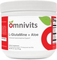 L-GlutaMine + Aloe
