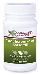 Saccharomyces Boulardii Probiotic Adaptogen Research