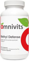 Methyl Defense   healthy homocysteine pathway Optimal Methylation Support Formula